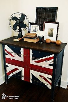 Union Jack Love, and the Queen's Diamond Jubilee.