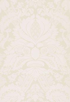 Fitzroy Linen Damask Vellum Fabric SKU - 63593