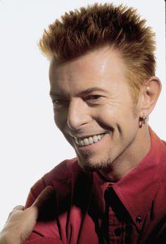 Cute Earthling era Bowie