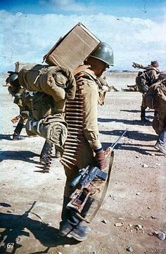 Soviet Snipers during war in Afghanistan 1979-1989