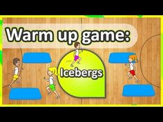 These 8 warm-up games are a fantastic way to get your sport classes started so easy to set up and play your kids will never want to skip a PE class again! Let us know your favourites. Gym Games For Kids, Pe Games, Exercise For Kids, Fun Warm Up Games, Relay Games, Pe Activities, Fitness Activities, Physical Activities, Fitness Games