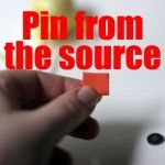 Long Pin to Make a Short Point about Pinterest