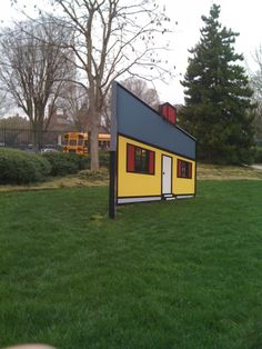 "Sculpture House ""2 D House"