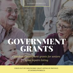 It is important for seniors to be able to live comfortably and be able to stay in their own homes for as long as possible. Did you know that there are several Canadian Government grants for seniors to help make this possible? Find more information about Canadian Government grants here!