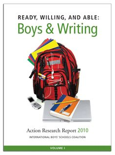 Motivating Boy Writers-blog with thoughts, links, and ideas on motivating our boy writers