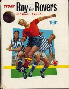 The Roy of the Rovers Annual Collection 1961