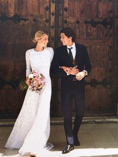 Teresa Helbig #novia #bride #siquiero #voguenovias