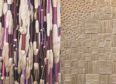 From the ICA catalogue from the Sheila Hicks show