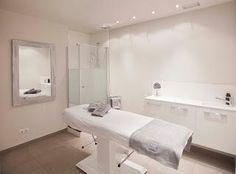 Salas de estetica decorada pesquisa google cabine for Decorar mi centro de estetica