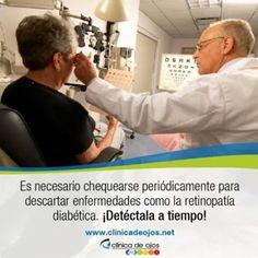 Consulta a tu oftalmologo a tiempo