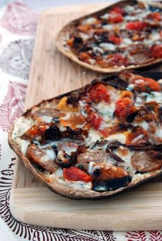 Grilled Flatbread w/ Hot Italian Sausage, Peppers,  Caramelized Onions