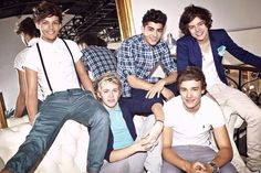 Unseen One Direction photoshoot from 2012>> I MISS 2012