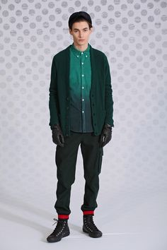 Band of Outsiders - Fall 2014 Menswear - Style.com / seriously, this works for me