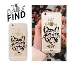 """The Daily Find: Sonix Phone Case"" by polyvore-editorial ❤ liked on Polyvore featuring DailyFind"