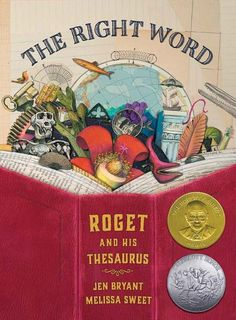 these words all describe this biographical picture book by Jen Bryant and Melissa Sweet. Melissa Sweet is a. Melissa Sweet, Book Art, Up Book, Increase Vocabulary, Award Winning Books, Award Winner, Mentor Texts, Mentor Sentences, Children's Picture Books