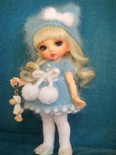 Dollfairyland PukiFee Zoe
