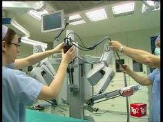 Rai2 - Medicina33 - Robot Da Vinci Dott. Domenico Garcea