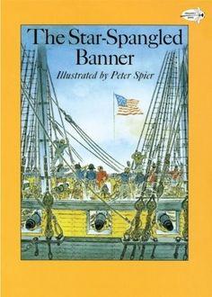 Week Star-Spangled Banner (Reading Rainbow Books) by Peter Spier Best Children Books, Childrens Books, Star Spangled Banner Song, Music Classroom, Classroom Ideas, Reading Rainbow, Music Education, Mini Books, Social Studies