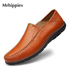 9dc7de37af9520 mrhippies 2017 Summer Luxury Driving Breathable Genuine Leather Flats  Loafers Men Shoes Casual Fashion Slip On