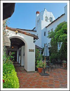 Cypress Inn Carmel Ca.