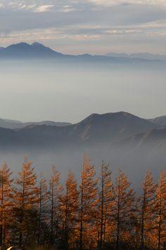 View from Mt. Fuji (c) LiH