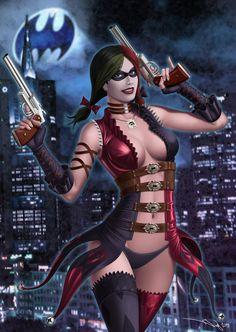 Harley Quinn Injustice by iurypadilha.deviantart.com on @deviantART