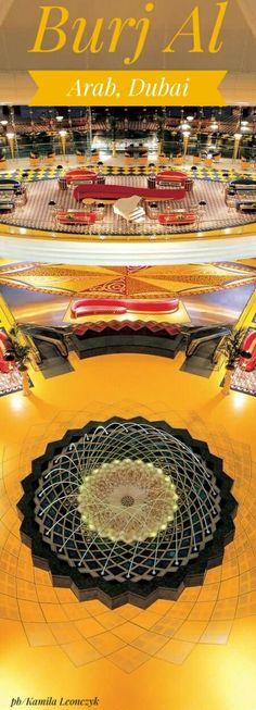 Hotel Burj Al Arab , Dubai