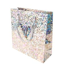 Katy Perry PRISM Silver Gift Bag