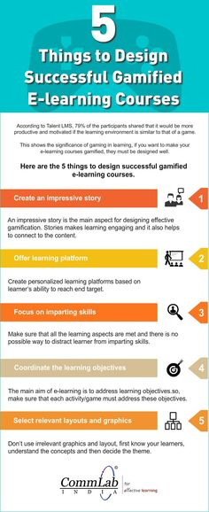 5 Tips to Design an Incredible Good Gamified E-learning Course