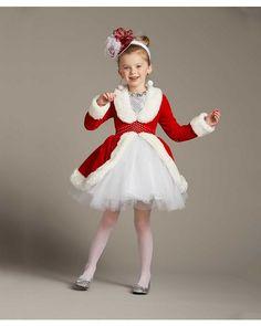Рокетс® костюм Санта для девочек   чеканка светлячков