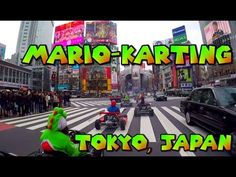 Hugh Jackman Gets Caught Up In Real-Life Mario Kart [Video]