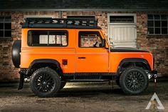 Deze Land Rover Defender 90 Summit is de ultieme terreinwagen | Gewoonvoorhem.nl | Online lifestyle magazine voor mannen