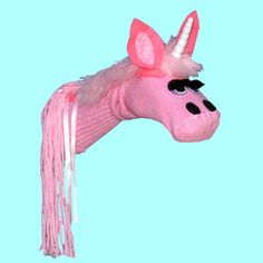 unicorn sock puppet.  have premade shapes cut out, let the children glue them on and decorate with ribbon, glitter glue, etc.