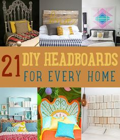 DIY Queen Headboard For $35 | DIY Projects | Pinterest | Window, Queens And  Bedrooms