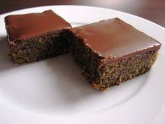 Sladký Sen: Šťavnatý makový koláč (bez múky)