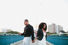 Sunny Mississauga Engagement Session by Samantha Clarke Photography Engagement Pictures, Engagement Session, Bridal Fashion Week, Bridal Style, Sunnies, Bridge, Photography, Engagement Photos, Photograph