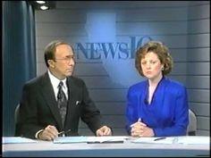 Live coverage from Sacramento of Loma Prieta Earthquake 1989