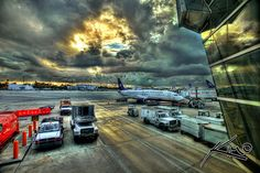 Miami International Airport- we are a airport hotel with frequent shuttle service! Miami Florida, Miami Beach, Web Gallery, Airport Hotel, International Airport, Places Ive Been, Aviation, Clouds, City