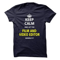 (Tshirt Coupons) Let the FILM AND VIDEO EDITOR [Tshirt design] Hoodies, Tee Shirts