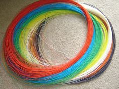 3D Printing - Delta printers - Reprap printers - Make your own ABS colour masterbatch for filament extrusion.