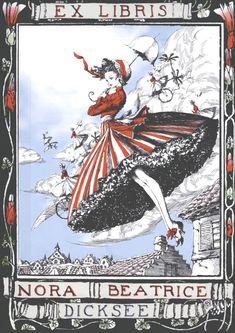 nora beatrice bookplate by tukiji nao, an amazing japanese doujinshi manga artist who specializes in dreamy ethereal fairy girls. Japanese Art Modern, Tinta China, Manga Artist, Fandoms, Manga Drawing, Art Techniques, Tsukiji, Poses, Art Inspo