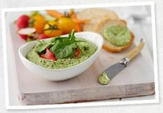 Creamy Wasabi and Coriander Dip - Tripod Farmers Group