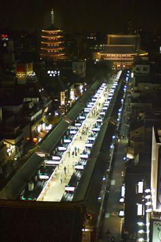 Night of Asakusa 03 (via itarugra)