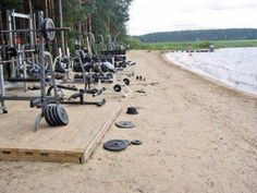 I want to work out in this gym