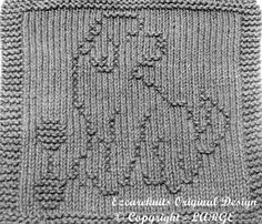Because of being a instantaneous obtain all SALES are ultimate however I might be comfortable to handle any questions that you just might need. Thanks on your curiosity in my Knitting Patterns. Knitted Squares Pattern, Knitting Squares, Dishcloth Knitting Patterns, Knit Dishcloth, Knitting Stitches, Free Knitting, Baby Knitting, Crochet Patterns, Knitting Needles