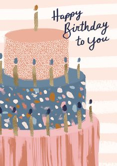 Leading Illustration & Publishing Agency based in London, New York & Marbella. Happy Birthday Wishes Sister, Happy Birthday Notes, Birthday Reminder, Birthday Blessings, Birthday Wishes Funny, Happy Birthday Pictures, Happy Birthday Greetings, Birthday Fun, Birthday Quotes