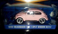 GREENLIGHT LIMITED EDITION CLUB V-DUB 1949 VOLKSWAGEN TYPE 1 SPLIT WINDOW BEETLE #Greenlight #Volkswagen