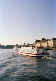 The fact that Stockholm is built on 14 beautiful islands connected by 57 bridges, makes a sightseeing tour by boat somewhat of a given. Stay aboard for the whole tour or hop on and off as you please. Stuff To Do, Things To Do, Beautiful Islands, Bridges, Stockholm, Sweden, Boat, Tours, Building