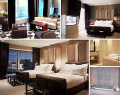 We'll hang out at the Skylofts at the MGM Grand