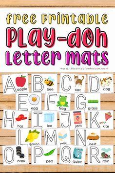 Preschool Letters, Toddler Learning Activities, Preschool Learning Activities, Preschool Printables, Alphabet Activities, Kindergarten Classroom, Time Activities, Teaching Ideas, Beginning Of School